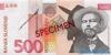 500 Толаров выпуска 2001 года, Словения. Подробнее...