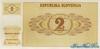 2 Толара выпуска 1990 года, Словения. Подробнее...