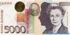 5000 Толаров выпуска 2001 года, Словения. Подробнее...