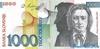 1000 Толаров выпуска 2001 года, Словения. Подробнее...