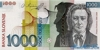 1000 Толаров выпуска 2004 года, Словения. Подробнее...