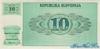 10 Толаров выпуска 1990 года, Словения. Подробнее...