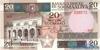 20 Шиллингов выпуска 1986 года, Сомали. Подробнее...