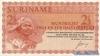2 1/2 Гульдена выпуска 1961 года, Суринам. Подробнее...