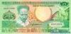 25 Гульденов выпуска 1988 года, Суринам. Подробнее...