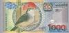 1000 Гульденов выпуска 2000 года, Суринам. Подробнее...
