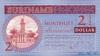 2 1/2 Доллара выпуска 2004 года, Суринам. Подробнее...