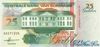 25 Гульденов выпуска 1991 года, Суринам. Подробнее...