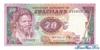 20 Эмалангени выпуска 1974 года, Свазиленд. Подробнее...