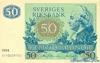 50 Крон выпуска 1984 года, Швеция. Подробнее...