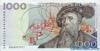 1000 Крон выпуска 1990 года, Швеция. Подробнее...