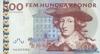 500 Крон выпуска 2001 года, Швеция. Подробнее...
