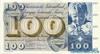 100 Франков выпуска 1967 года, Швейцария. Подробнее...