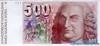 500 Франков выпуска 1992 года, Швейцария. Подробнее...