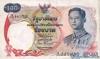 100 Батов выпуска 1968 года, Таиланд. Подробнее...