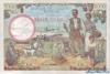1000 Франков выпуска 1947 года, Тунис. Подробнее...