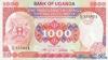 1000 Шиллингов выпуска 1986 года, Уганда. Подробнее...