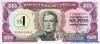 1 Новый Песо - 1000 Песо выпуска 1975 года, Уругвай. Подробнее...