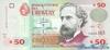 50 Песо выпуска 1994 года, Уругвай. Подробнее...