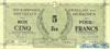 5 Франков выпуска 1943 года, Вануату (Новые Гибриды). Подробнее...