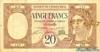 20 Франков выпуска 1941 года, Вануату (Новые Гибриды). Подробнее...