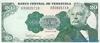 20 Боливаров выпуска 1992 года, Венесуэла. Подробнее...