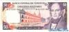 50 Боливаров выпуска 1998 года, Венесуэла. Подробнее...