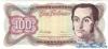 100 Боливаров выпуска 1998 года, Венесуэла. Подробнее...