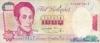 1000 Боливаров выпуска 1995 года, Венесуэла. Подробнее...