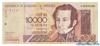 10000 Боливаров выпуска 1987 года, Венесуэла. Подробнее...