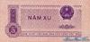 5 Су выпуска 1975 года, Вьетнам. Подробнее...