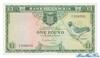 1 Фунт выпуска 1964 года, Замбия. Подробнее...