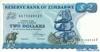 2 Доллара выпуска 1983 года, Зимбабве. Подробнее...