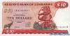 10 Долларов выпуска 1994 года, Зимбабве. Подробнее...