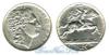 1 Lek 1926-27, 1930-31 год(ы) (KM#5), Албания. Подробнее о монете...
