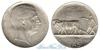 5 FRANGA ARI 1926, 1927 год(ы) (KM#8), Албания. Подробнее о монете...