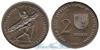 Андорра 2 diners 1987 год(ы) (km#46.1). Подробнее о монете...
