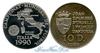 Андорра 10 diners 1989 год(ы) (km#60). Подробнее о монете...