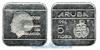 Аруба 5 florin 1995+ год(ы) (km#12). Подробнее о монете...