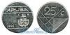 Аруба 25 cents 1986+ год(ы) (km#3). Подробнее о монете...