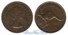 Австралия 1 penny 1953 год(ы) (km#50). Подробнее о монете...