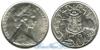 Австралия 50 cents 1966 год(ы) (km#67). Подробнее о монете...