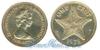 Багамы 1 cent 1971-1973 год(ы) (km#16). Подробнее о монете...