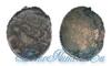 Камбоджа 2 pe = 1/2 fuang 1847 год(ы) (km#11). Подробнее о монете...