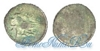 Камбоджа 2 pe = 1/2 fuang 1847 год(ы) (km#7.1). Подробнее о монете...