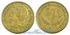 Камерун 2 francs 1924-1925 год(ы) (km#3). Подробнее о монете...