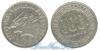 Демократическая республика Конго 100 francs 1971 - 1972 год(ы) (km#1). Подробнее о монете...