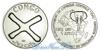 Демократическая республика Конго 1500 cfa francs 2005 год(ы) (km#46). Подробнее о монете...