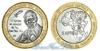 Демократическая республика Конго 4500 cfa francs 2007 год(ы) (km#49). Подробнее о монете...