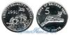 Эритрея 5 cents 1997 год(ы) (km#44). Подробнее о монете...